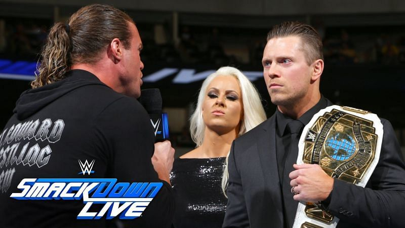 The Miz was arguably one of the best former WWE Intercontinental Champions