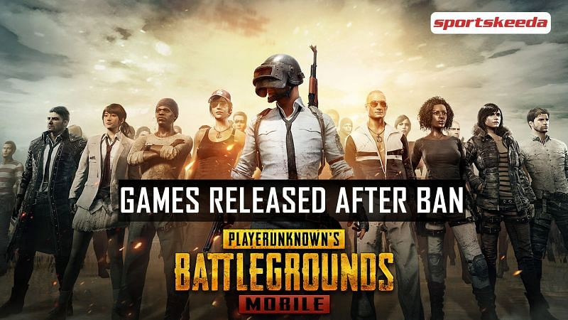 Games released after PUBG Mobile
