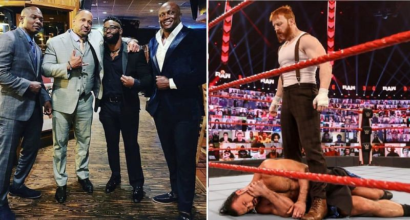 The Hurt Business; Sheamus turns on Drew McIntyre