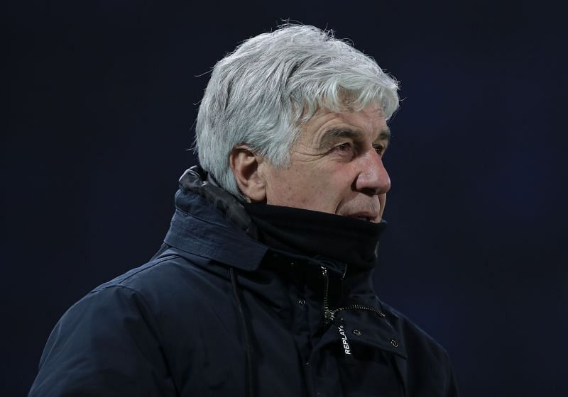 Gian Pierro Gasperini has helped Atalanta punch above their weight