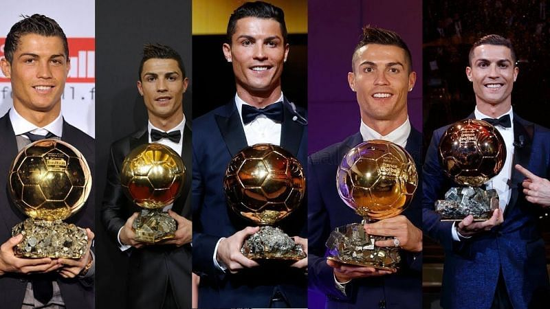 Which is Ronaldo