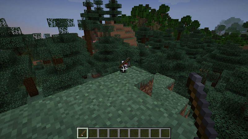 Rodception! (Image via Minecraft)