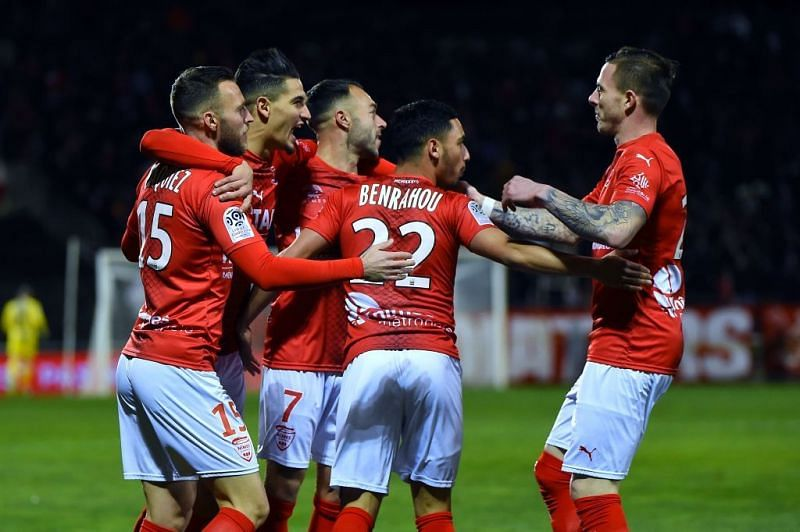 Who will come out on top this weekend when basement clubs Dijon and Nimes face off?