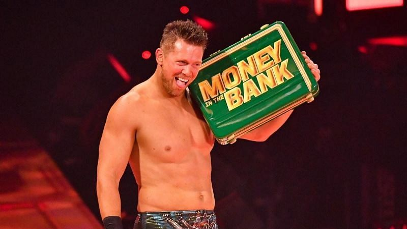 The Miz removed himself from the Money in the Bank match on WWE RAW.