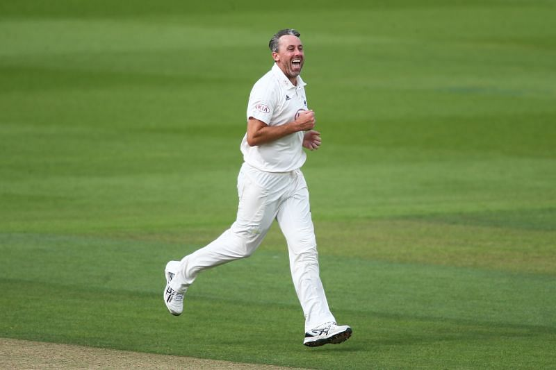Rikki Clarke played 2 Tests and 20 ODIs for England
