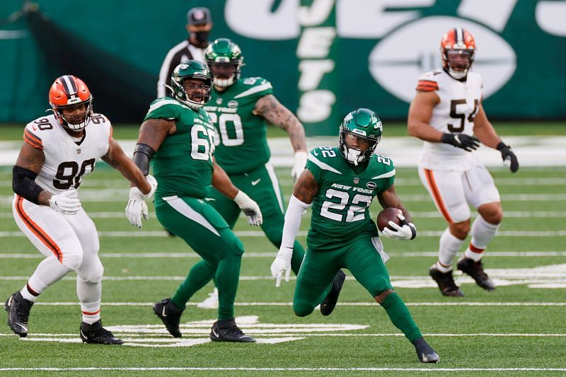 New York Jets are the wild card during the 2021 NFL draft