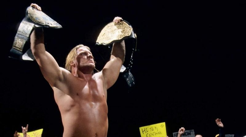 Chris Jericho was WWE