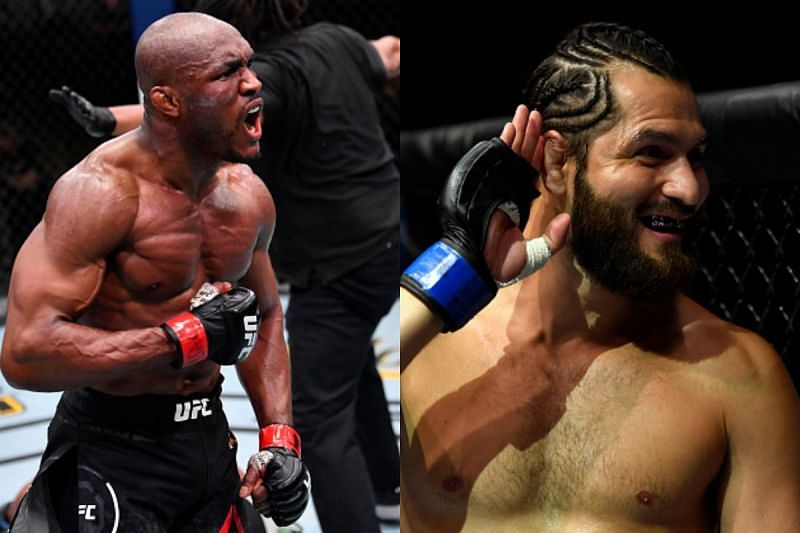 Kamaru Usman wants Jorge Masvidal for a rematch.