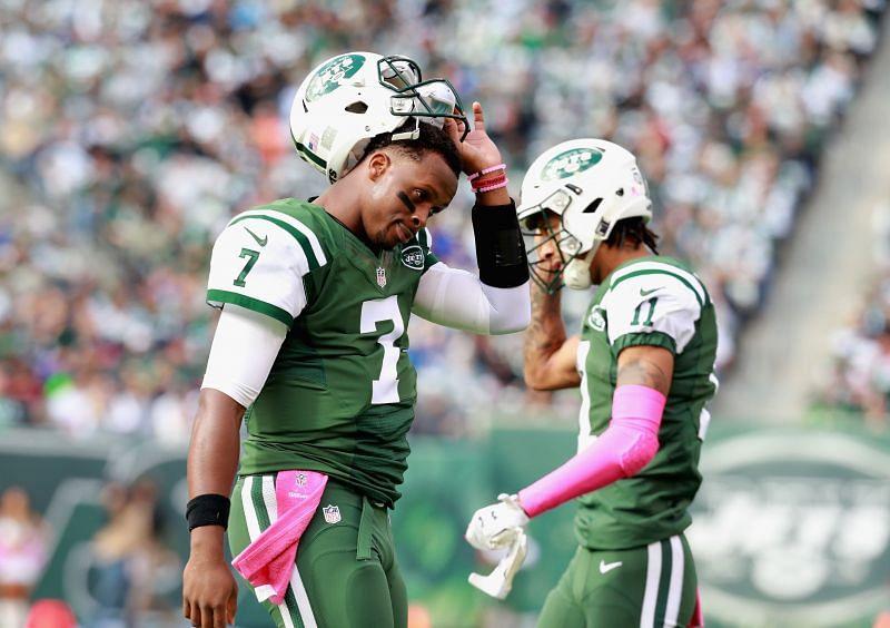 Former New York Jets QB Geno Smith