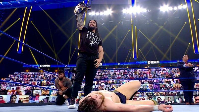 Elimination Chamber के बाद हुआ WWE SmackDown का एपिसोड काफी ज्यादा धमाकेदार रहा