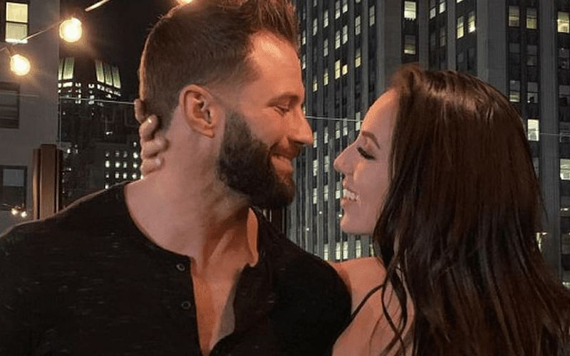 Matt Cardona and Chelsea Green were engaged in 2019