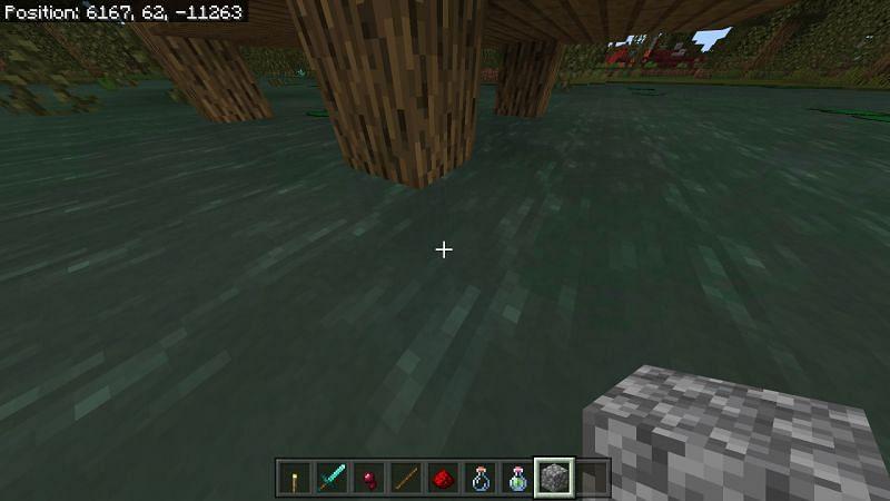 Witch Farming in Minecraft