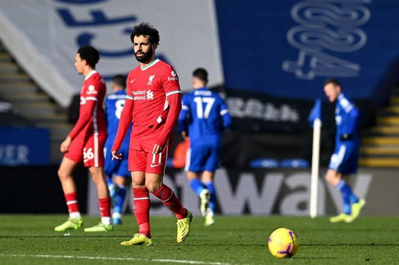 Image result for lIVERPOOL LOSE TO LEICESTER CITY