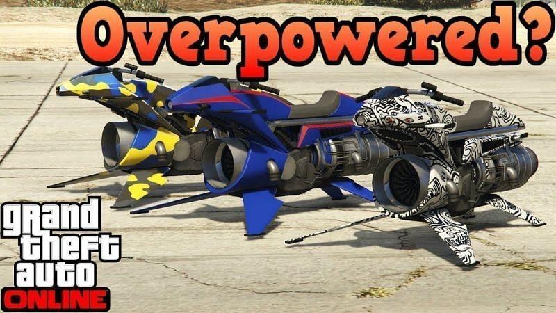 Powercreeping in GTA Online may not be an entirely bad thing (Image via GTA Online Reddit)