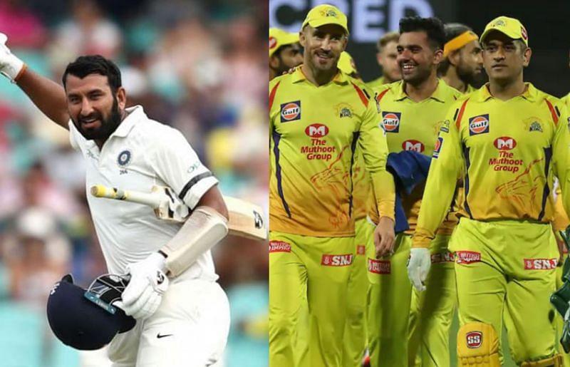 IPL 2021 में चेन्नई सुपर किंग्स ने चेतेश्वर पुजारा को खरीदा है