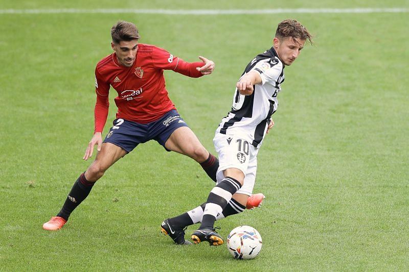 Osasuna take on Levante this weekend