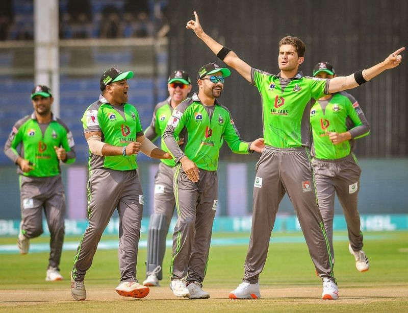 Lahore Qalandars defeat Peshawar Zalmi by 4 wickets in the 2nd match of PSL 2021