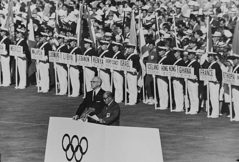 XVIII Olympic Summer Games