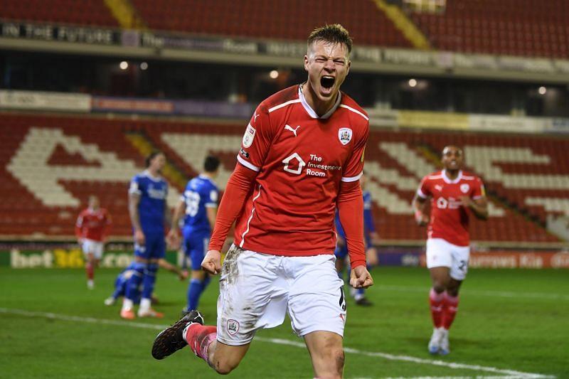 Barnsley play Blackburn Rovers on Wednesday