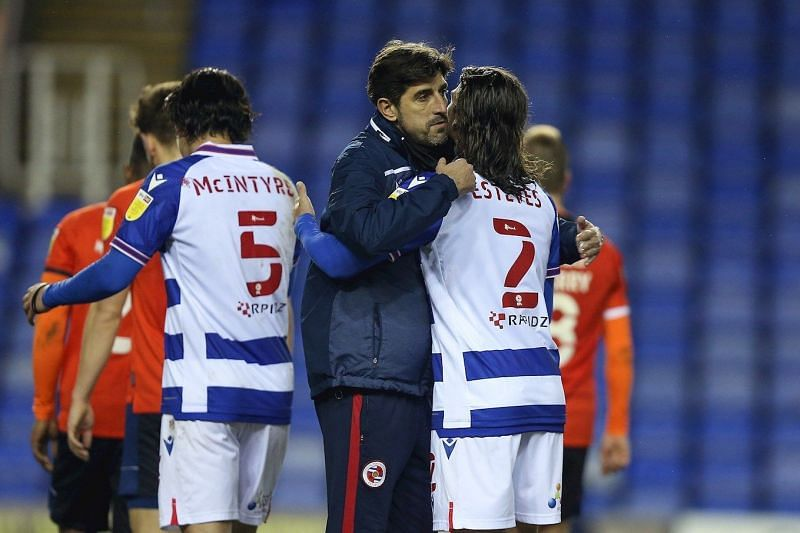 Reading are winless in 11 games against Middlesbrough