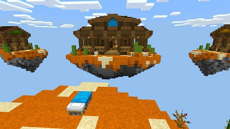 BlocksMC is one of the best cracked Bedwars servers