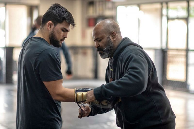 Rafael Cordeiro has trained several UFC champions in the past
