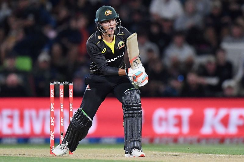 Josh Philippe scored only two runs on his T20I debut