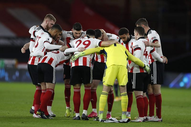 Sheffield United are in FA Cup action