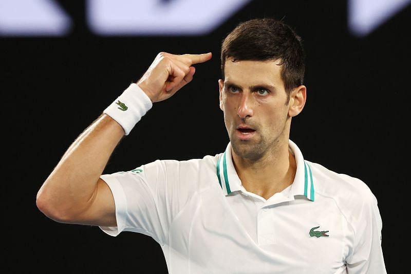 Novak Djokovic formed the PTPA in August last year