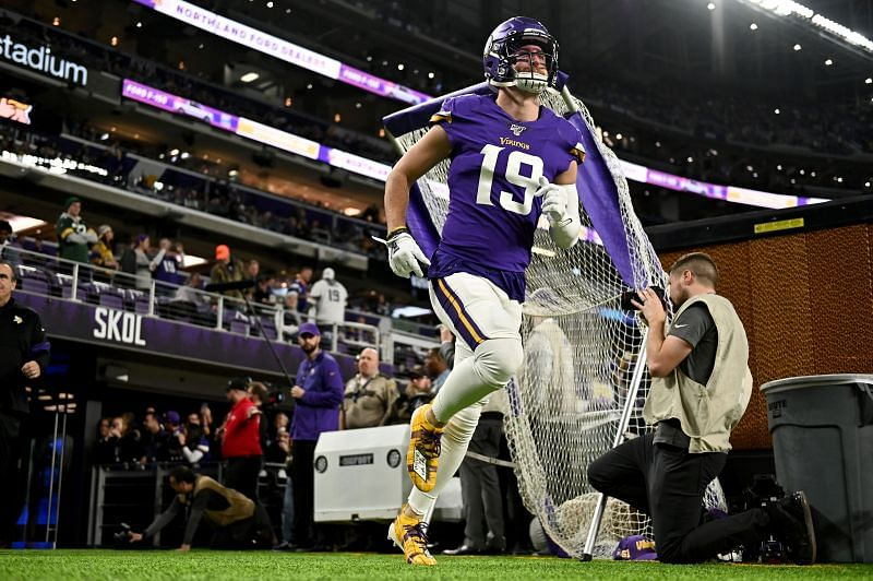 Minnesota Vikings WR Adam Thielen could be on the move