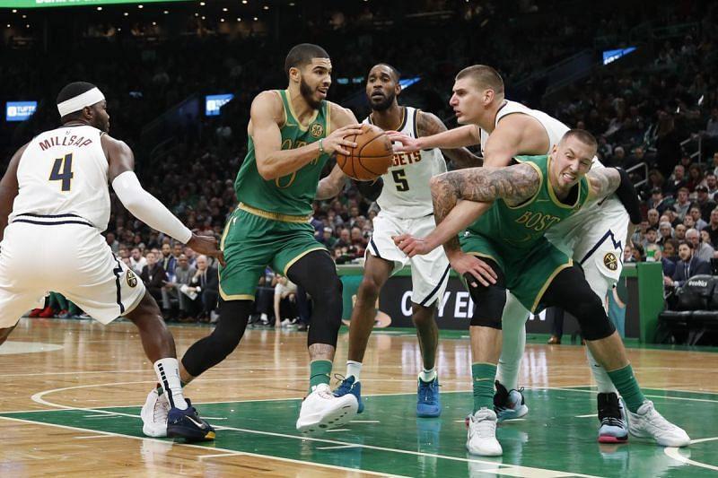 Denver Nuggets vs Boston Celtics