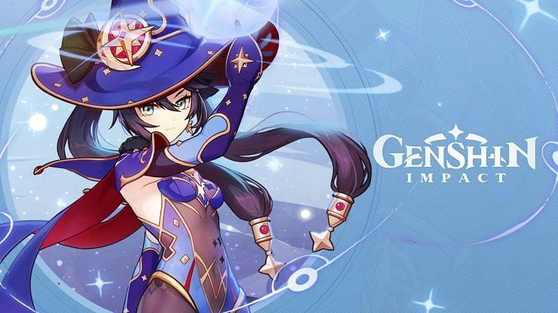 Mona (Image via Genshin Impact Official)