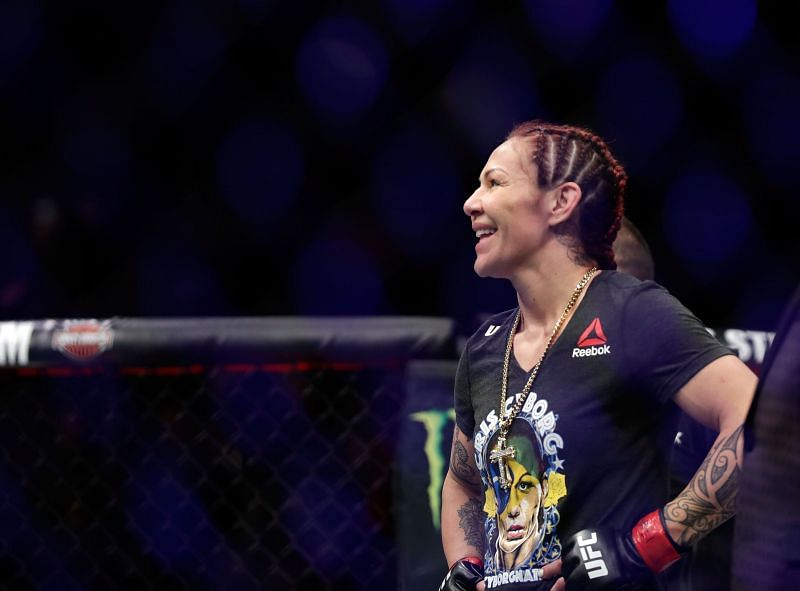 Cris Cyborg was released from the UFC in 2019 following a spat with Dana White.