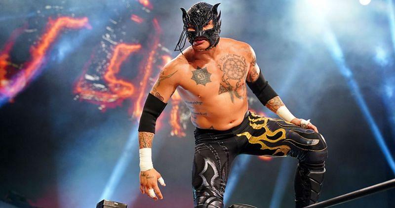 The AEW/NJPW alliance brings plenty of intriguing matches for Rey Fenix.
