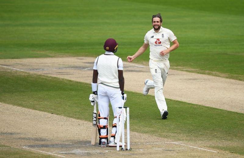 Chris Woakes is the latest player to be given a breather.
