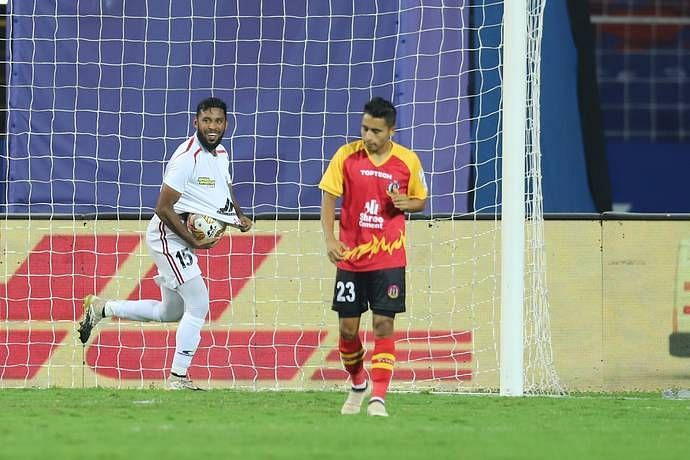 NEUFC inched towards booking a playoff position