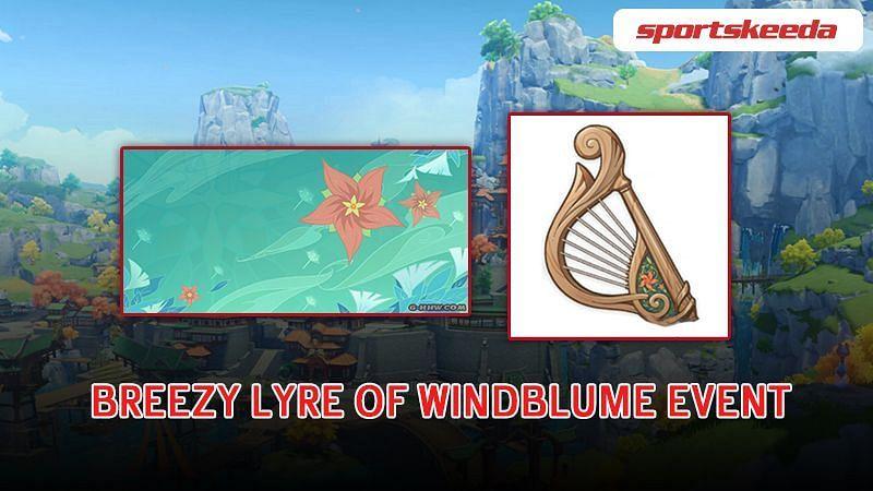 Genshin Impact v1.4 leaks: Windblume name card and Breeze Lyre