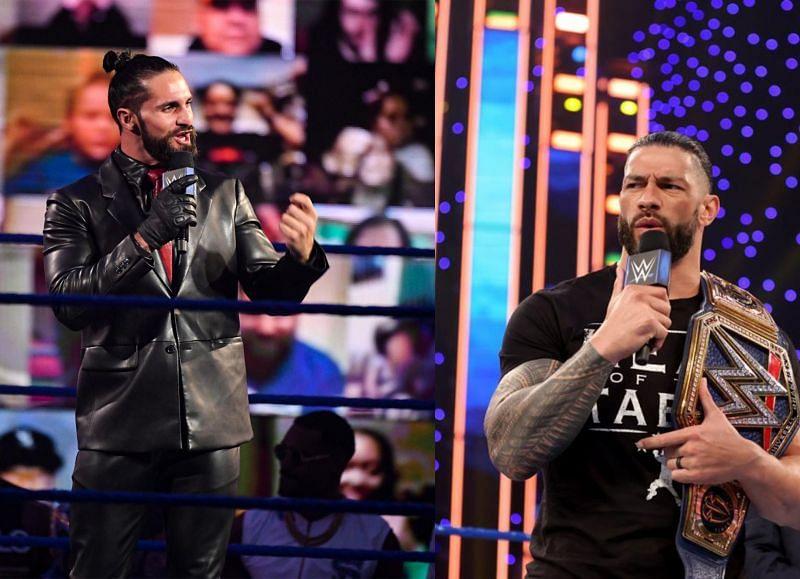 SmackDown में हुई सैथ रॉलिंस की वापसी