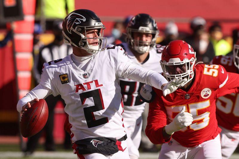 Atlanta Falcons are looking for Matt Ryans replacement