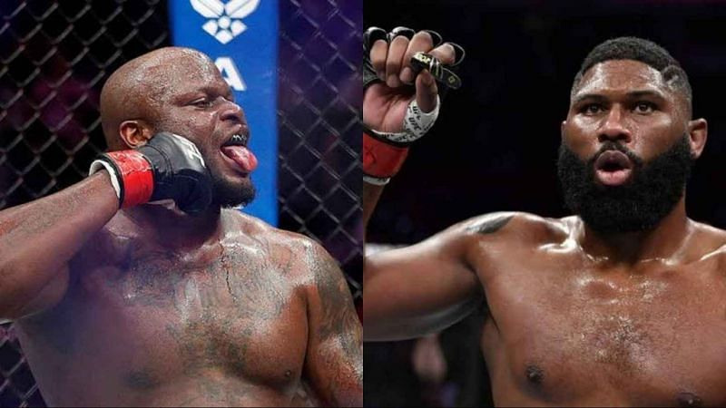 Fans on Twitter have gone into a frenzy following Derrick Lewis