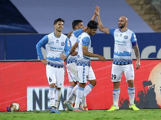 Jamshedpur FC eked out a 1-0 win over Chennaiyin FC in their previous ISL fixture. (Image: ISL)