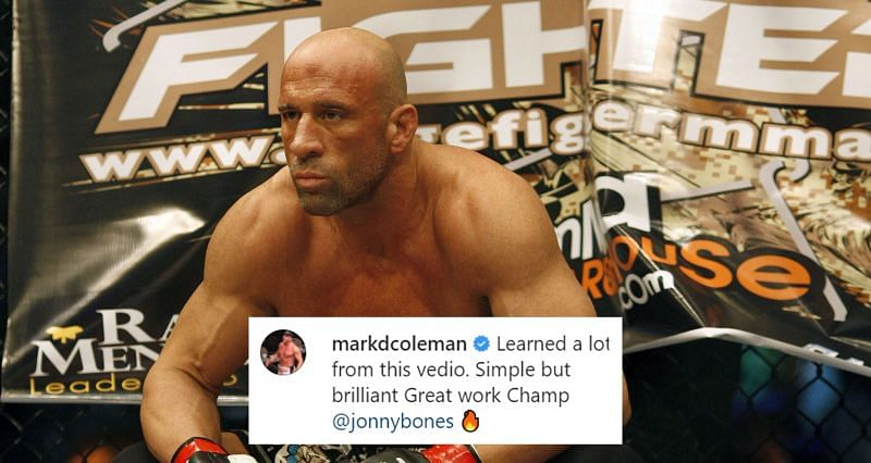 Mark Coleman is a former UFC heavyweight champion and Pride FC Grand Prix champion