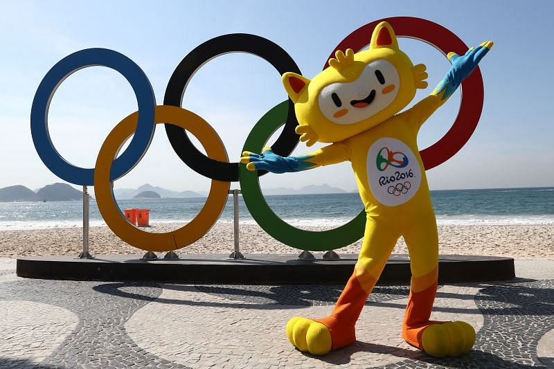 Vinicius was the official mascot for Rio Olympics in 2016.