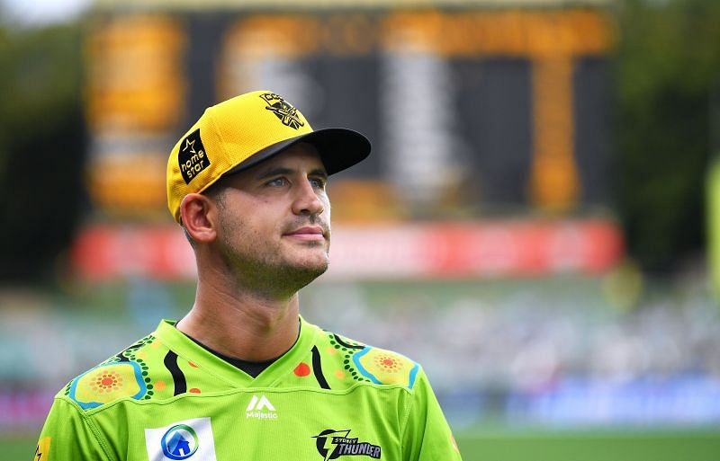 Alex Hales emerged as the top scorer in the recently-concluded BBL.