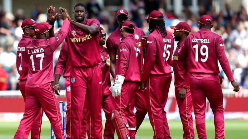 West Indies will welcome Sri Lanka as international cricket returns to th Caribbean
