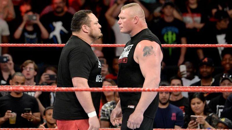 WWE सुपरस्टार समोआ जो लंबे वक्त से एक्शन मे नहीं दिखाई दिए हैं