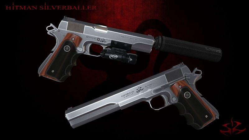 Dual Pistols (Image via Steam Community)