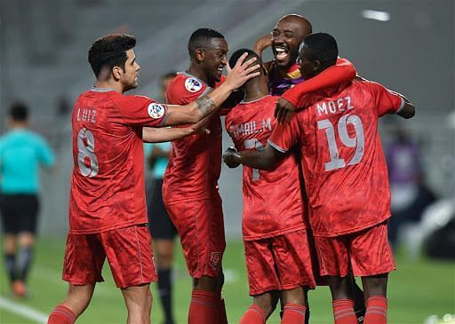 Al Duhail will be looking to give local fans a reason to cheer