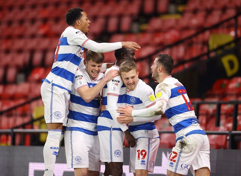 QPR will travel to take on Preston North End