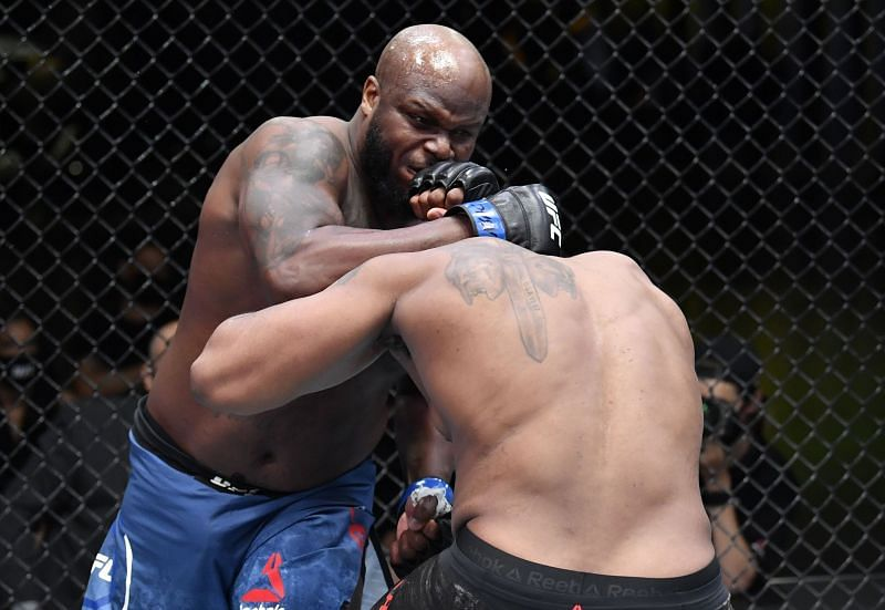 Derrick Lewis is coming off a big win over Curtis Blaydes at UFC Vegas 19.